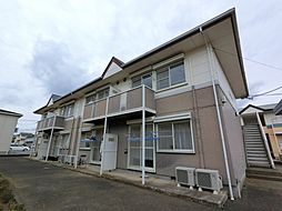 千葉県八街市八街ほの賃貸アパートの外観