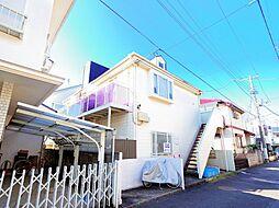 東京都西東京市下保谷3丁目の賃貸アパートの外観