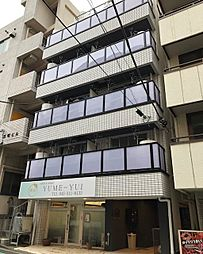ユーコート横浜反町[5階]の外観