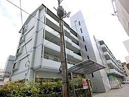 大阪府茨木市春日2丁目の賃貸マンションの外観
