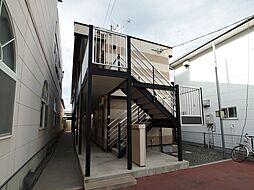 奈良県北葛城郡王寺町畠田4丁目の賃貸アパートの外観