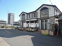 愛知県名古屋市中川区小本本町3の賃貸アパートの外観