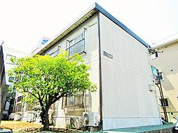山本ハイツ A棟[1階]の外観