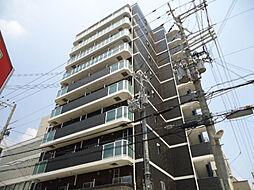グランカリテ神戸WEST[2階]の外観