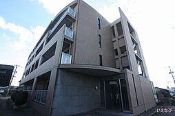 広島県福山市南蔵王町2丁目の賃貸マンションの外観