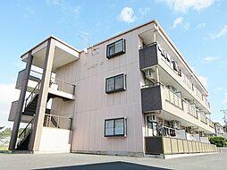 滋賀県甲賀市水口町貴生川1丁目の賃貸マンションの外観