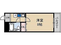 元町壱番館[3階]の間取り