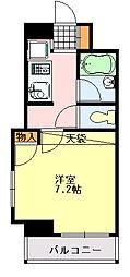 大塚ビル2[6階]の間取り