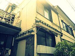 大阪府大阪市北区黒崎町の賃貸アパートの外観