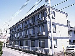 埼玉県越谷市北越谷4丁目の賃貸アパートの外観
