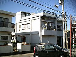 佐藤マンション[201号室号室]の外観