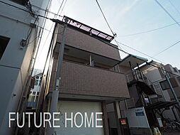 [タウンハウス] 兵庫県神戸市東灘区田中町3丁目 の賃貸【/】の外観