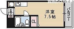 今出川駅 3.4万円