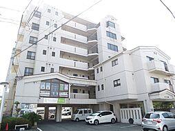 福岡県久留米市宮ノ陣5丁目の賃貸マンションの外観