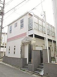東京都板橋区泉町の賃貸アパートの外観