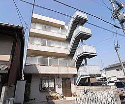 京都府京都市上京区西神明町の賃貸マンションの外観