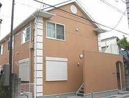 東京都杉並区阿佐谷北5丁目の賃貸アパートの外観