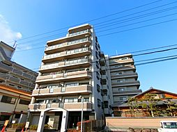 ファミール富田林[1階]の外観