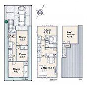「建物参考プラン」間取り/4LDK、建物面積/103.27m2