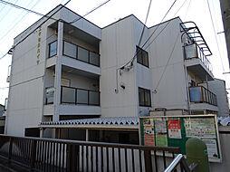 兵庫県姫路市増位本町2丁目の賃貸アパートの外観