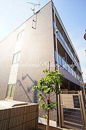 リブリ・FEEL-M湘南1[3階]の外観
