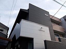 レジデンシアコート[2階]の外観