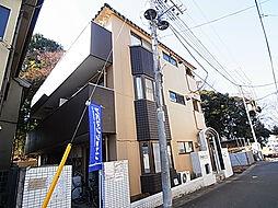 千葉県松戸市根本の賃貸アパートの外観