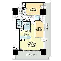 バスセンター前駅 12.8万円