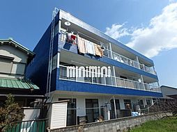新井コーポ[1階]の外観