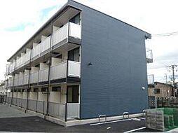 大阪府大阪市生野区生野西1丁目の賃貸アパートの外観