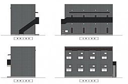 Lamo(ラモ)[2階]の外観