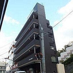 福岡県北九州市小倉南区徳力5丁目の賃貸マンションの外観