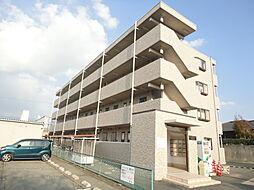 広島県東広島市黒瀬町楢原の賃貸マンションの外観