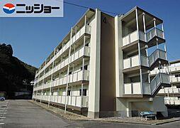 ビレッジハウス幸田 4号棟[2階]の外観