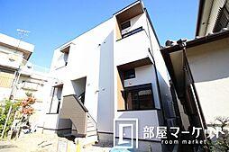 愛知県豊田市小坂本町3丁目の賃貸アパートの外観