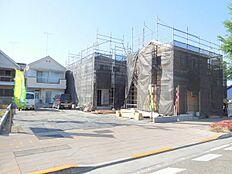 2路線2駅利用可能。建築条件なし売地、お好きなハウスメーカーで夢のマイホームが建築できます。