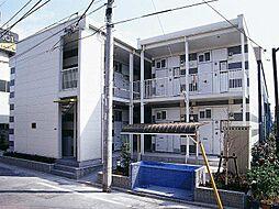 東京都葛飾区奥戸4丁目の賃貸アパートの外観