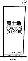 売土地 滋賀県守山市播磨田町