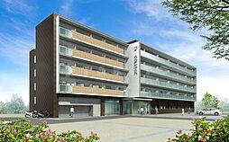 ティーズカレッジ近畿大学前[3階]の外観