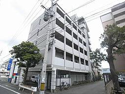 ダイナコート箱崎[4階]の外観