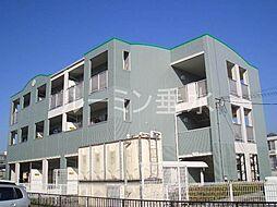 ミーツハオス[2階]の外観