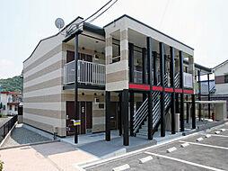 南海高野線 河内長野駅 徒歩15分の賃貸アパート