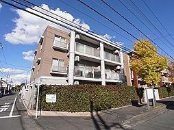 神奈川県大和市つきみ野3丁目の賃貸マンションの外観