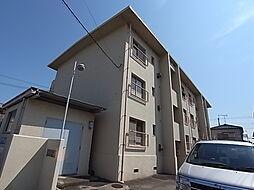 兵庫県神戸市西区王塚台6丁目の賃貸マンションの外観