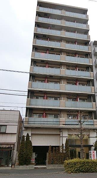 S‐FORT蒔田公園[0205号室]の外観
