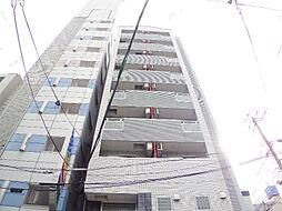 プレアデス桃谷[6階]の外観