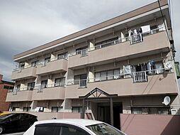 岐阜県岐阜市北一色5の賃貸マンションの外観