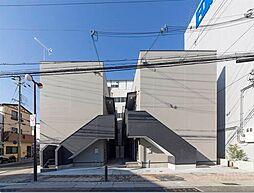 兵庫県神戸市長田区戸崎通2丁目の賃貸アパートの外観
