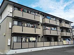 静岡県浜松市南区西伝寺町の賃貸マンションの外観