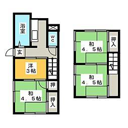 沼津駅 4.5万円